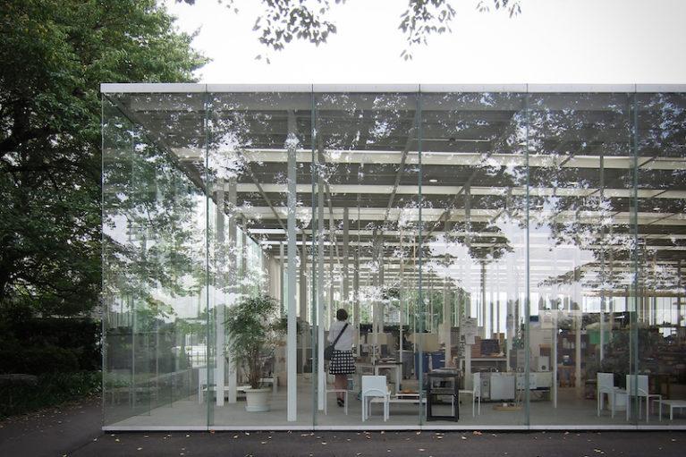KAIT Workshop des Architekten Junya Ishigami