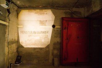 Ausstellung Fenster im Bunker