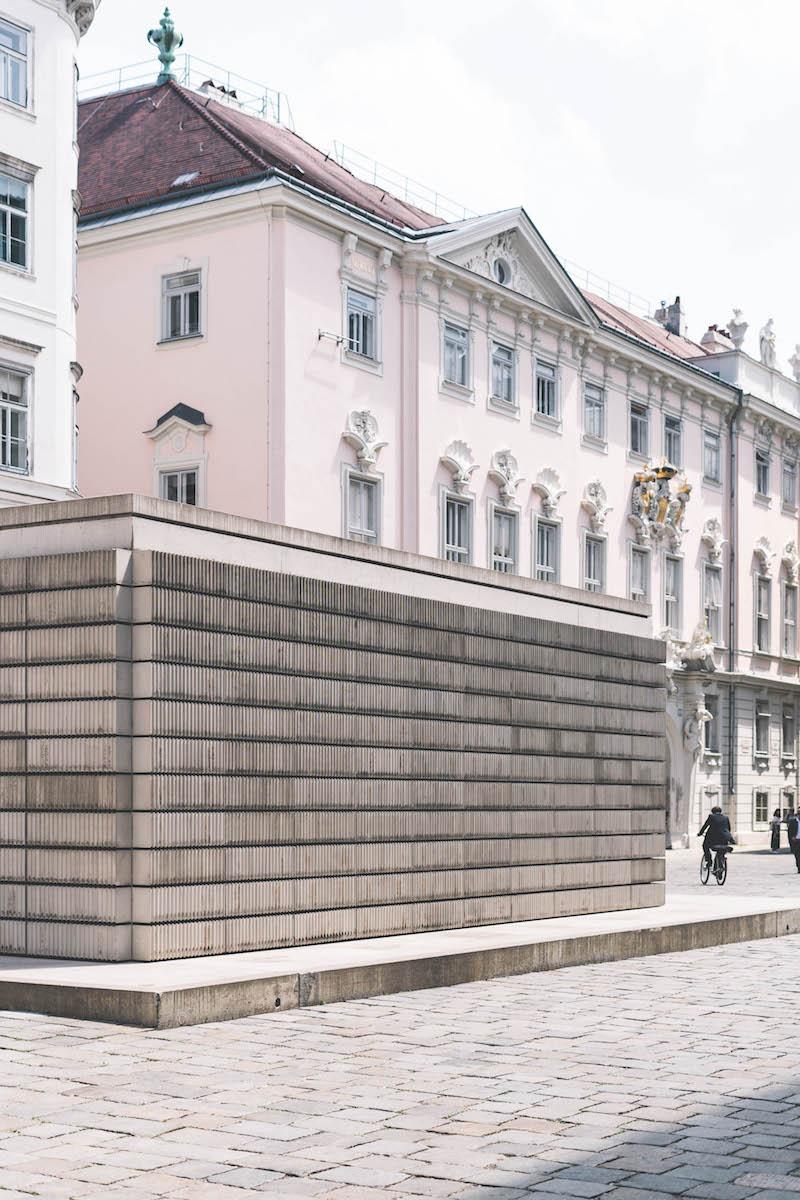 Alt und Neu in Wien