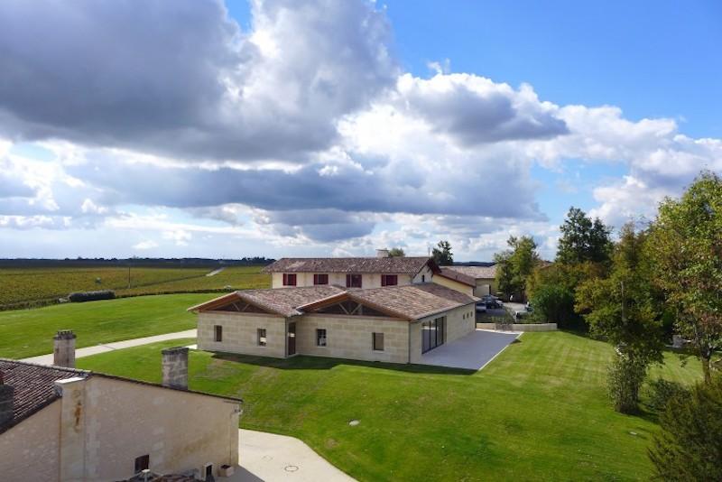 Alcazar Château Lafite - Außenansicht