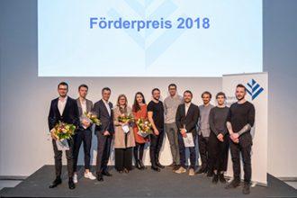 Förderpreis Stiftung Deutscher Architekten
