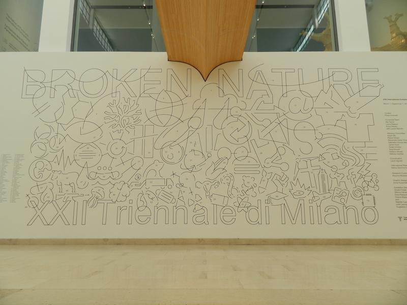 Triennale im Palazzo dell' Arte