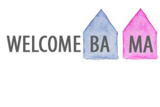 Welcome BA MA